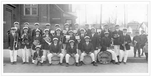 Alpena Boys Band