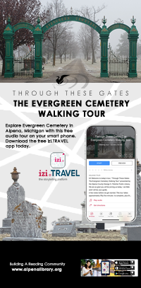 Evergreen Cemetery Walking Tour graphic